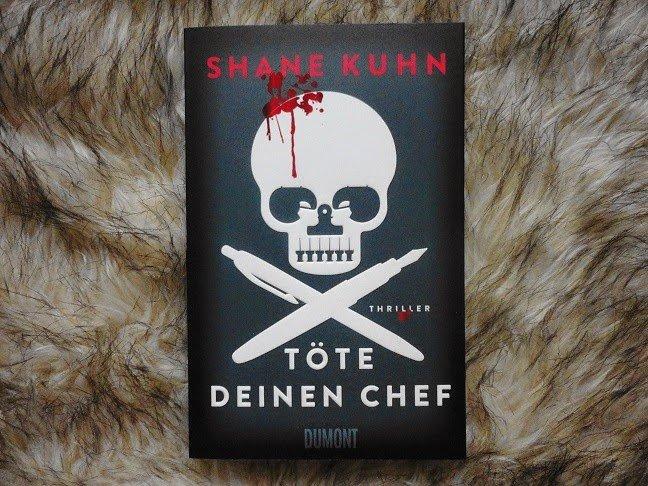 Shane Kuhn schrieb den packenden Krimi Töte deinen Chef