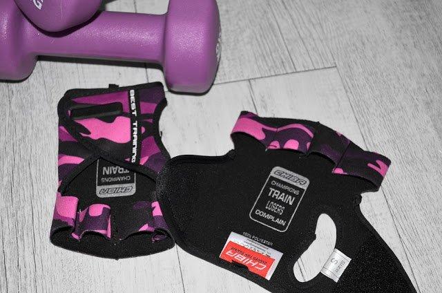 Die Chiba Produkte sind super fürs Fitness Training
