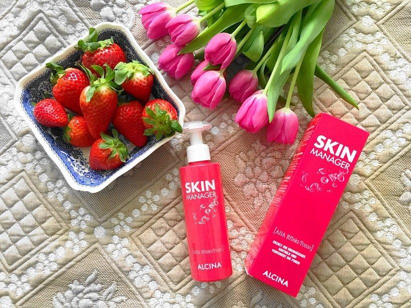 Der Alcina Skin Manager garantiert für schöne Haut