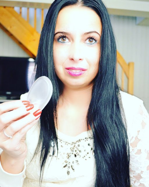 Der Silisponge ist die beste une eine hygienische Lösung Make Up aufzutragen