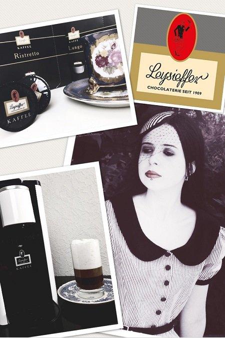Bloggerin Isabella Labella zeigt Leysieffer Kaffee auf dem Blog Label Love