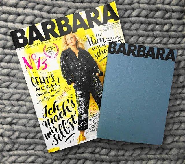 Der Blog Label Love zeigt das Barbara Magazin von Barbara Schöneberger kreiert