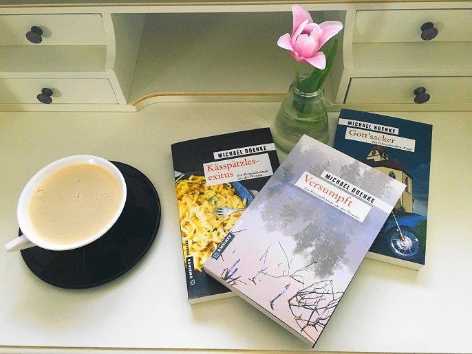 Vorstellung von Romanen von Michael Boenke auf dem Lifestyle Blog Label Love