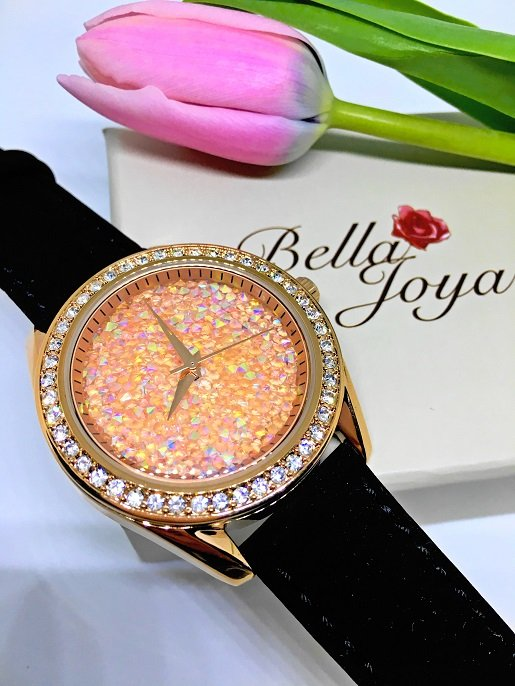 Bella Joya Uhr Paris auf dem Beauty Blog Label Love