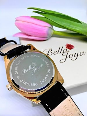 Im Blog Label Love ist die Bella Joya Uhr Paris zu sehen