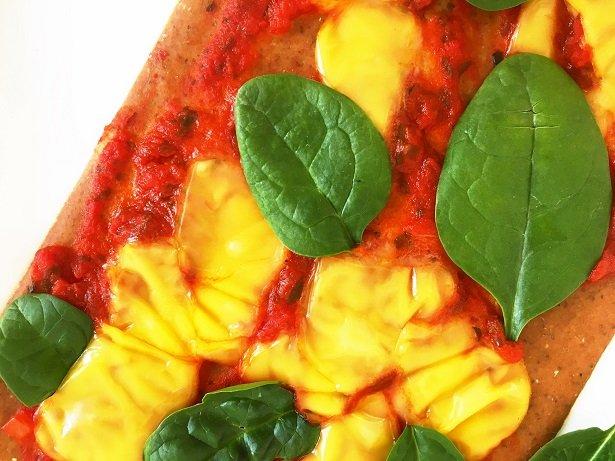 Lizza die leckere Low Carb Pizza zum Genießen für jeden Geschmack