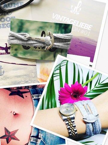 Präsentation von Vintageliebe auf dem Lifestyle Blog Label Love