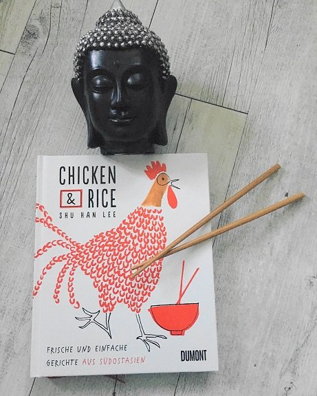 Kochbuch Chicken and Rice von Shu Han Lee