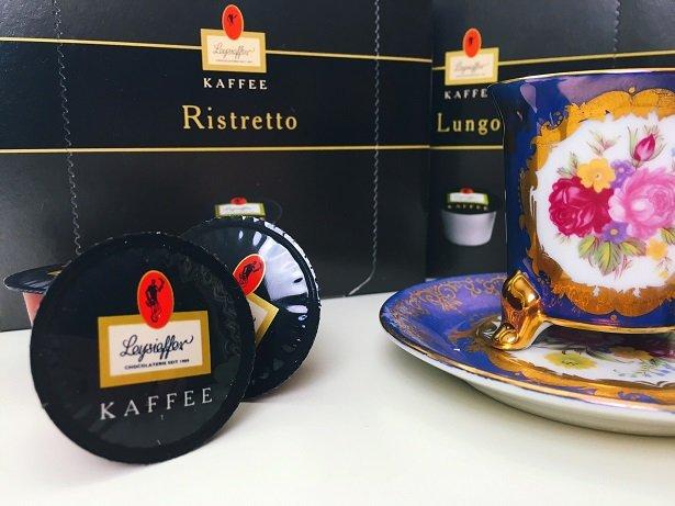 Leysieffer Kaffekapseln auf dem Lifestyle Blog Label Love