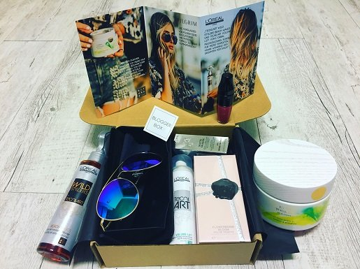 Aktuelle Blogger Boxx Edition #LaLa auf dem Fashion und Lifestyle Blog Label Love
