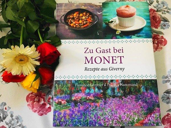 Zu Gast bei Monet von Florence Gentner