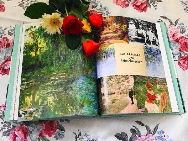 Zu Gast bei Monet von Florence Gentner Rezepte und Kunst