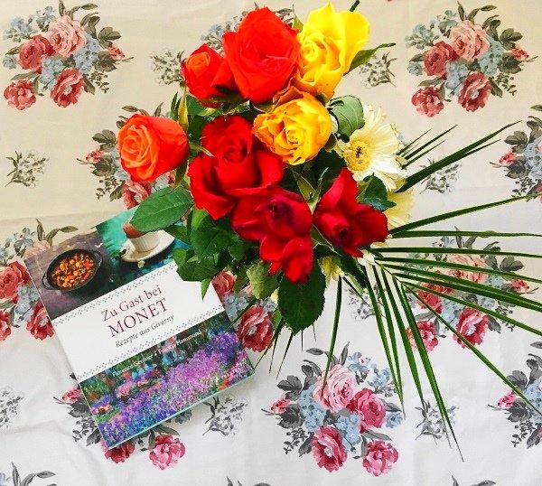 Zu Gast bei Monet von Florence Gentner mit tollen Rezepten