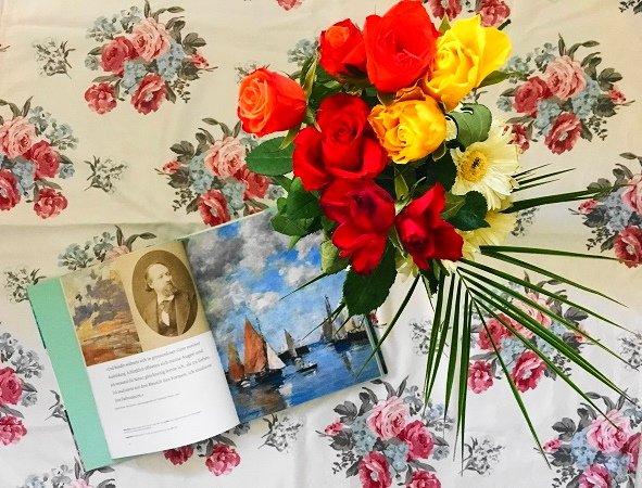 Zu Gast bei Monet von Florence Gentner auf dem Lifestyle Blog Label Love