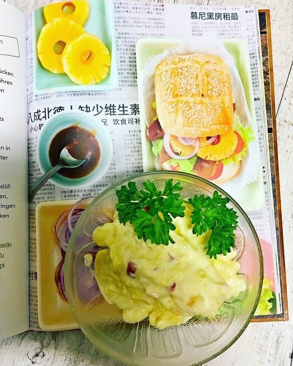 Fast Food Vegan auf dem Blog Label Love vorgestellt veganer Kartoffelsalat