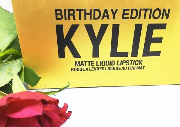 Kylie Jenner Lip Kit vorgestellt auf dem Beauty Blog Label Love