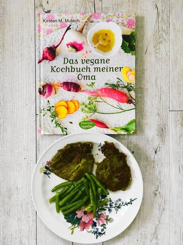 Das Vegane Kochbuch meiner Oma von kirsten M. Mulach auf dem Blog Label Love