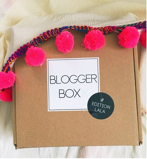 Blogger Boxx Edition #LaLa