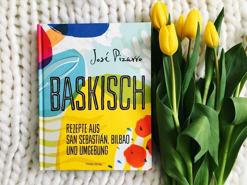 Rezension von Baskisch von José Pizarro auf dem Lifestyle Blog Label Love