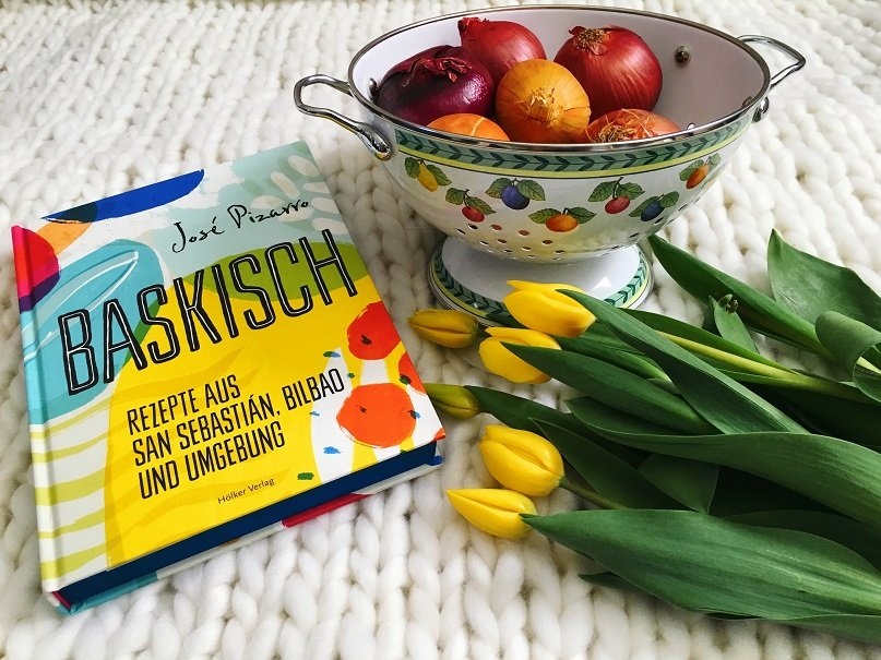 Baskisch das Kochbuch