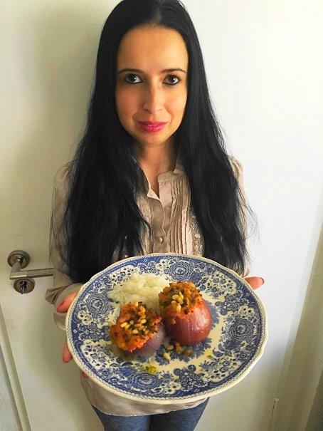 Isabella Labella kocht Baskisch von José Pizarro auf ihrem Blog Label Love