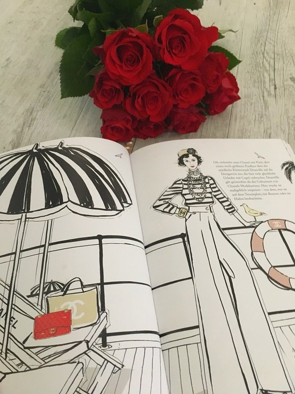 Buchtipp: Coco Chanel- die zauberhafte Welt der Stil-Ikone von Megan Hess
