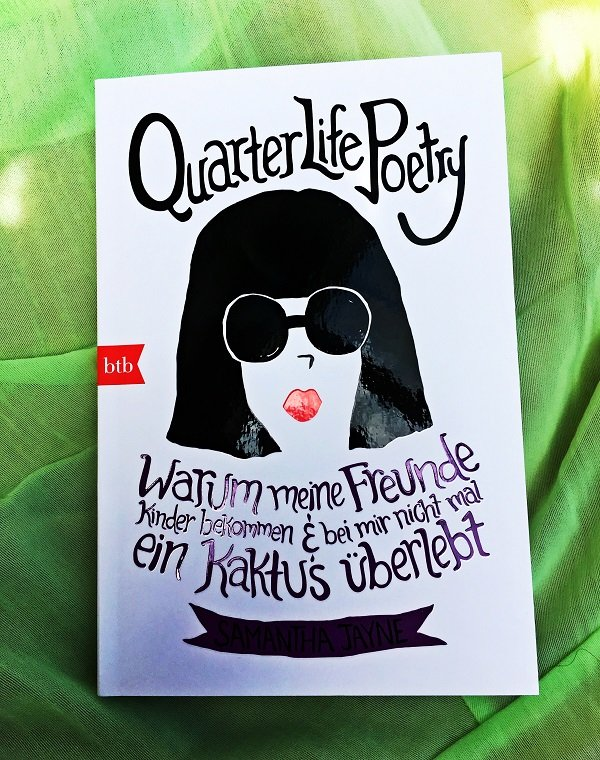 Quarter Life Poetry von Samantha Jayne auf dem Label Love Blog