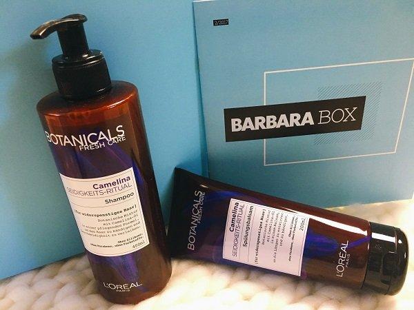 Die Barbara Box 2 Sommer-Momente bietet hochwertige Produkte für den Mädelsabend