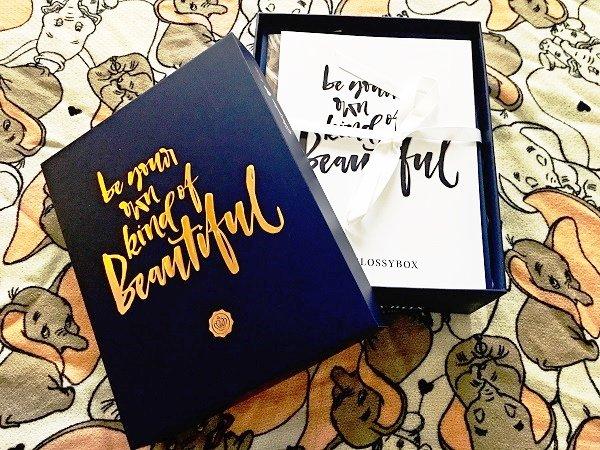 "Die aktuelle Glossybox loves Babor Edition ""be your own kind of Beautiful"" mit tollen Produkten der Marke"