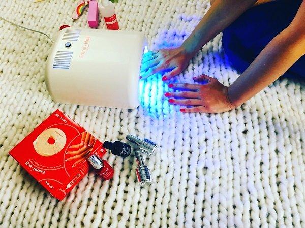 Emmi Nails traumhafte Nailart Schritt für Schritt erklärt auf Label Love