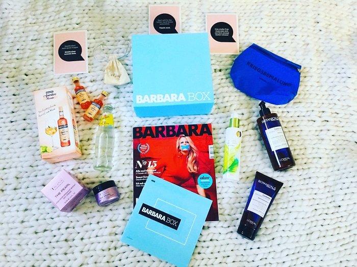 Barbara Box 2 Sommer-Momente