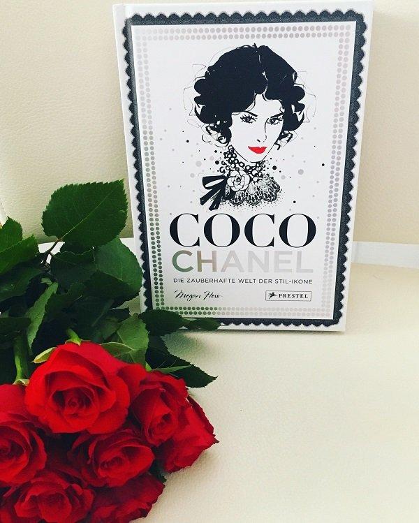 Coco Chanel - die zauberhafte Welt der Stil-ikone von Megan Hess