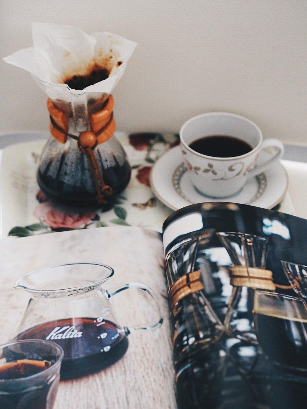 Heute stelle ich euch in meinem Blog das interessante Buch Coffe Style von Horst A. Friedrichs vor