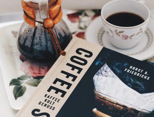 Buchtipp für Coffe Style von Horst A. Friedrichs