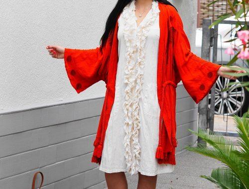 Mein wunderschöner Kimono