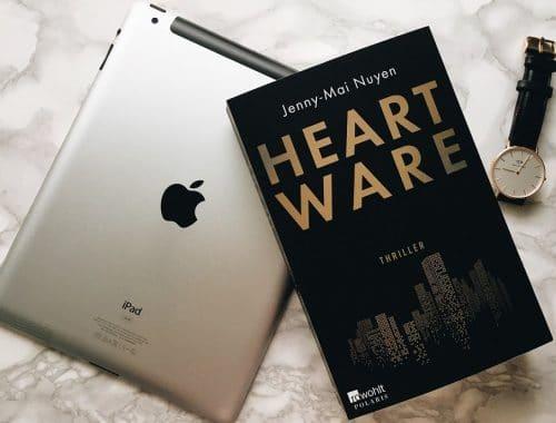Heute rezensiere ich den packenden Thriller Heart Wear von Jenny-Mai Nuyen für euch auf meinem Blog Label-Love