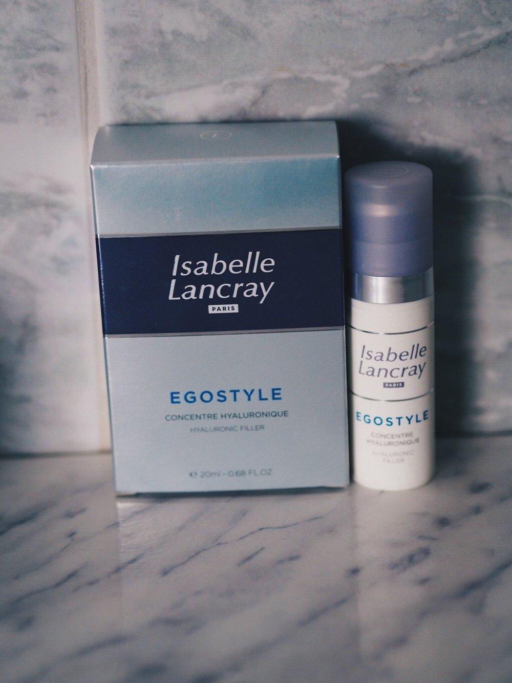 Heute stelle ich die luxuriöse Hautpflegelinie Egostyle von Isabelle Lancray näher auf meinem Blog vor