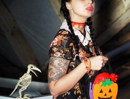 Halloween mit Trollbeads mit gruseligen Beads
