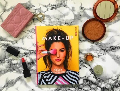 "Buch ""Make up"" vom MUA Xelly Cabau Van Kasbergen"