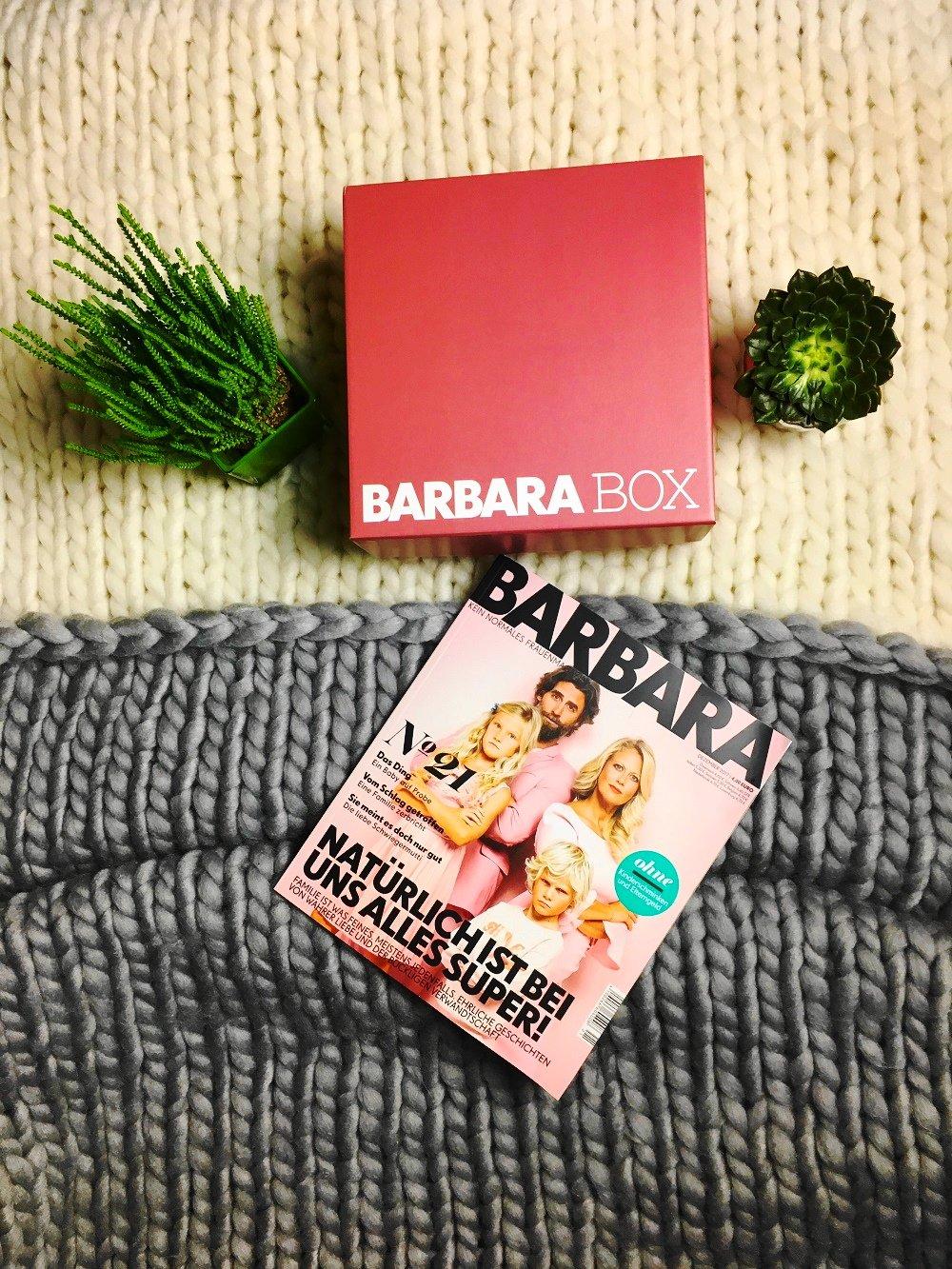 Heute packe ich mit euch gemeinsam die aktuelle Barbara Box Winter Edition mit dem Namen Girls Night Out aus und zeige die tollen Produkte der Box im Detail