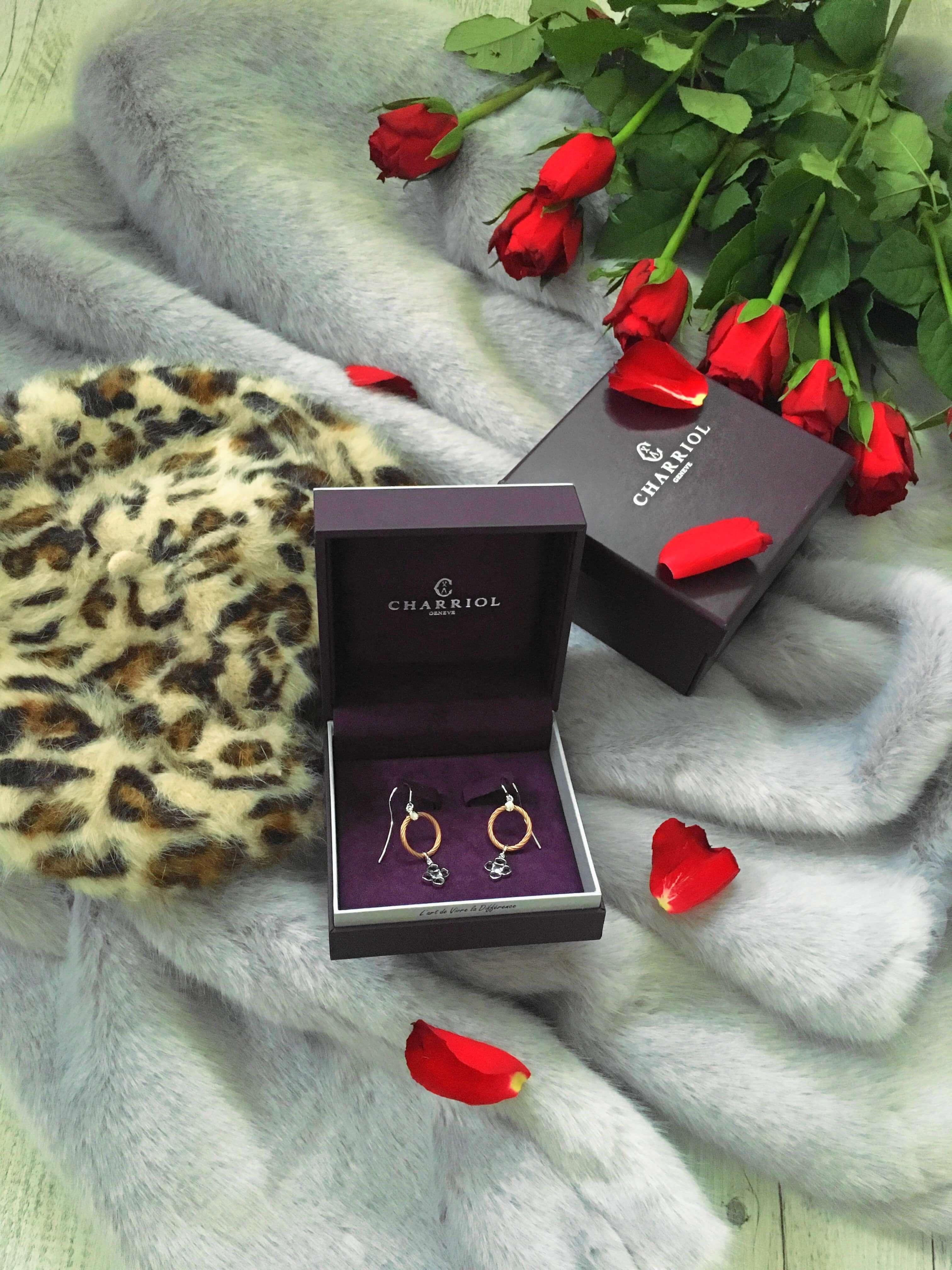 Heute zeige ich euch die edle, neue La Fleur Kollektion von Charriol passend als Präsent zum Valentinstag und stelle die Luxusmarke näher auf dem Blog vor