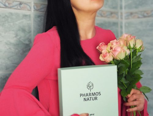 Das Love-, Winter und Valentinstags- Set von Pharmos Natur