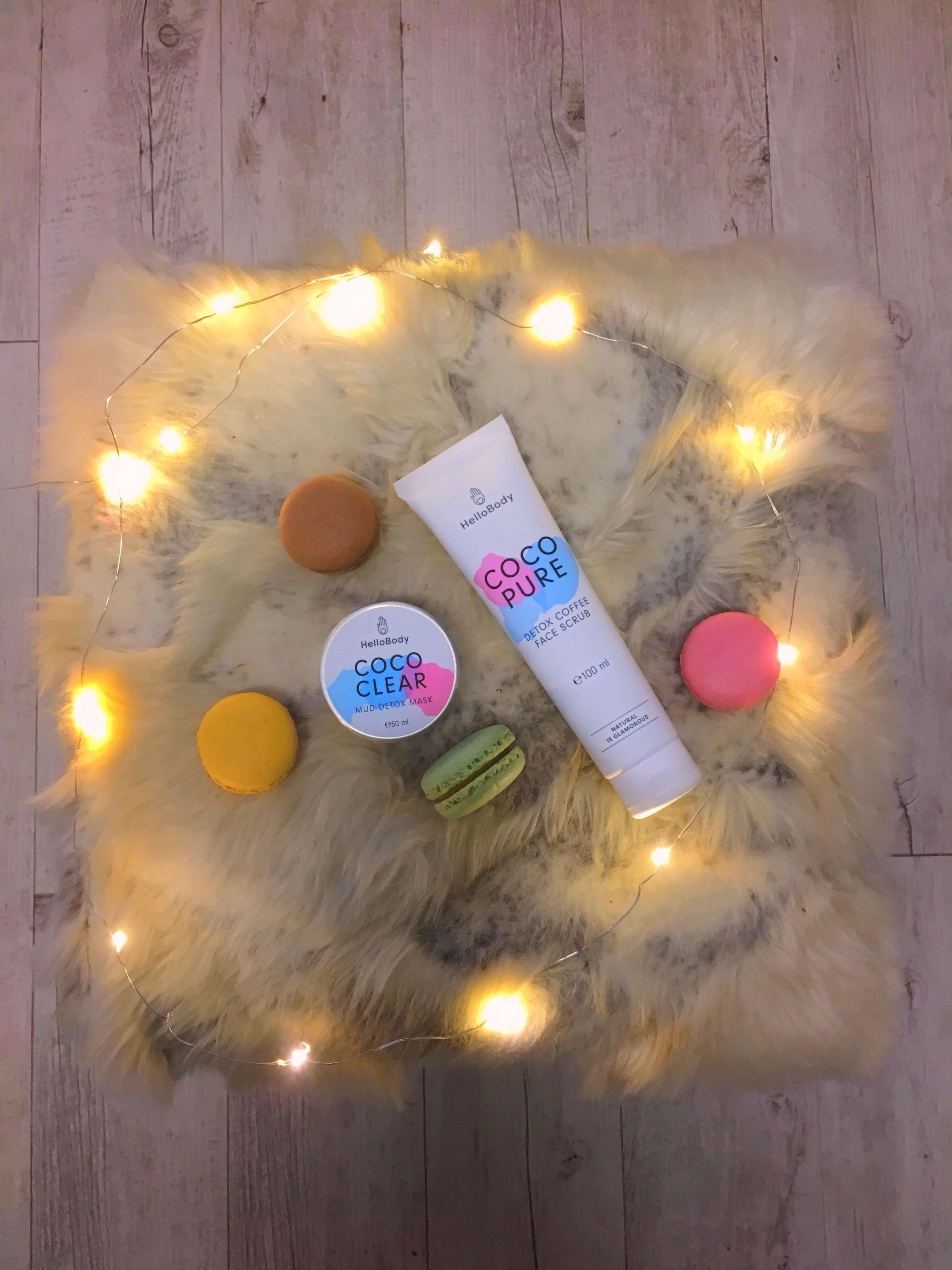 Heute zeige ich euch auf dem Blog meine Beauty Routine am Valentinstag gemeinsam mit top Produkten von Hello Body, Inuwet, Die Badewanne Berlin und Babor