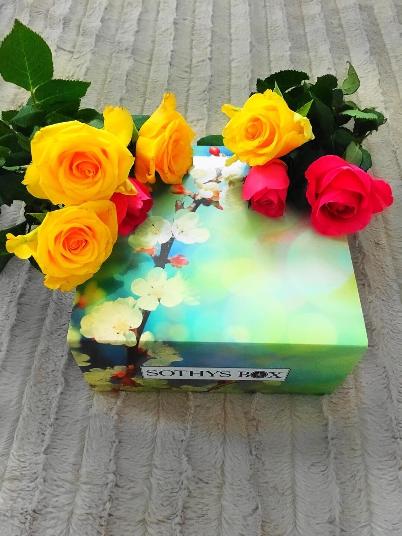 Sothys Box Frühjahrs Edition 2018