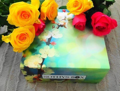 Heute zeige ich euch auf meinem Blog den tollen Inhalt der aktuellen Sothys Box Frühjahrs Edition 2018 und stelle alle Produkte näher mit allen Details vor