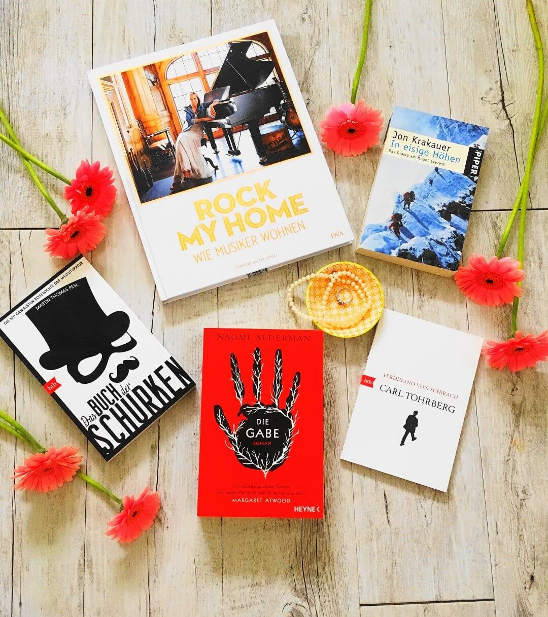 Rezensionen und lesenswerte Bücher