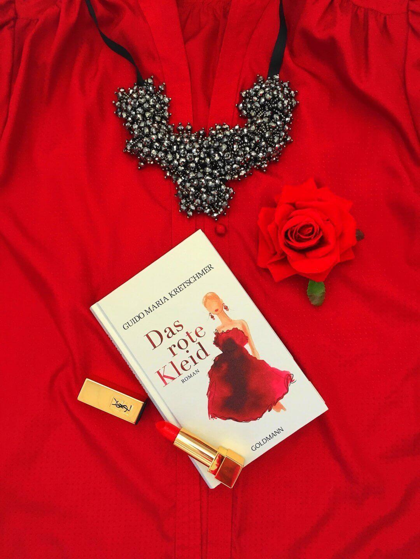 more photos 70859 4f915 Buchtipp: Das rote Kleid von Guido Maria Kretschmer - Label Love