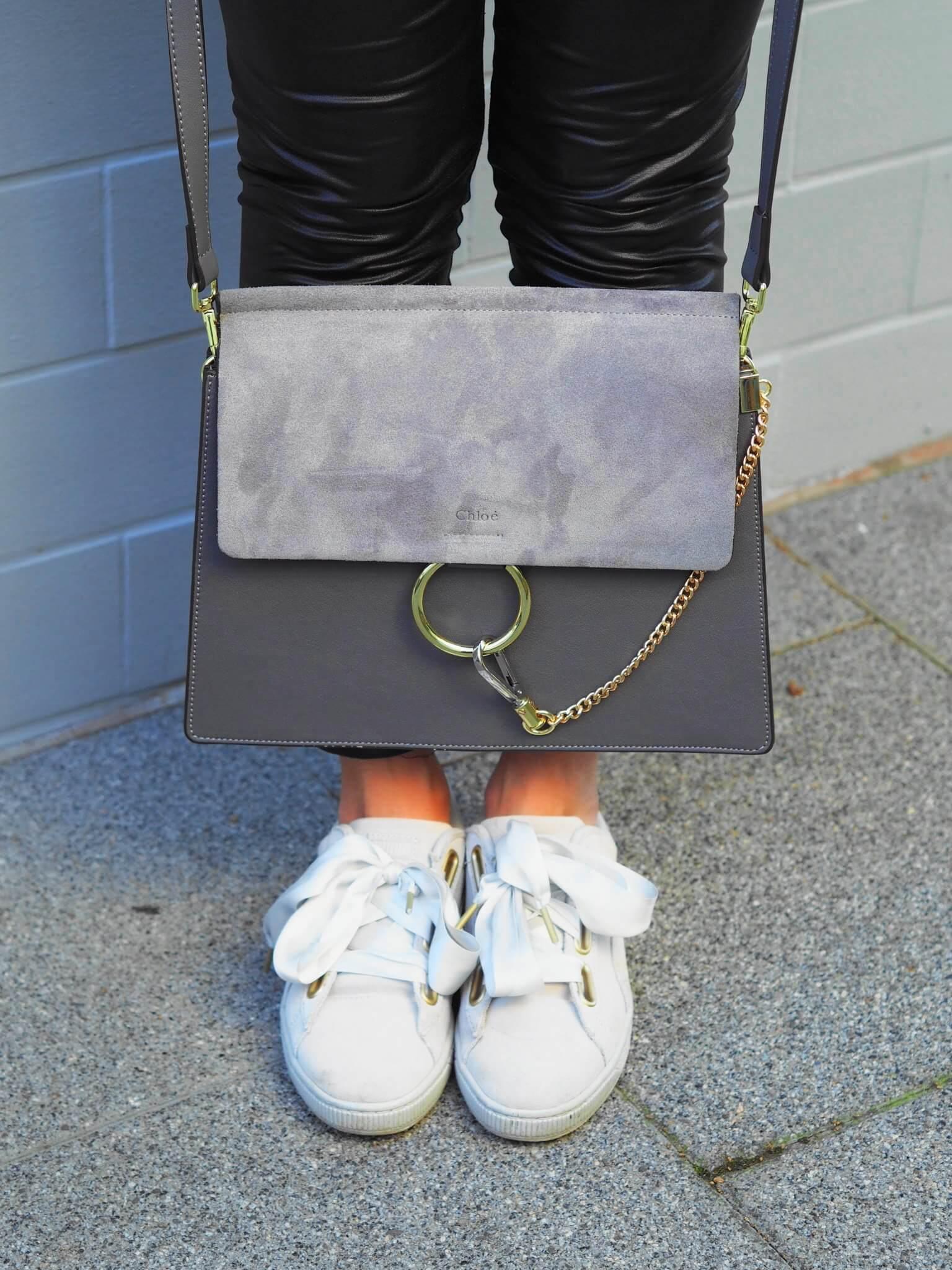 Heute zeige ich euch auf meinem Blog meine wunderschönes Faye Tasche von Chloé in einem OOTD und erzähle euch ein wenig über das weltbekannte Pariser Label