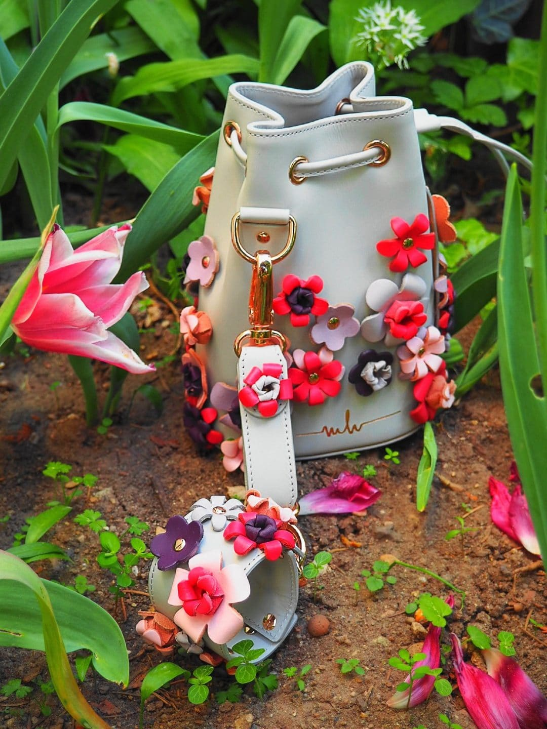 Kasper Flowers Bag von Marina Hoermanseder