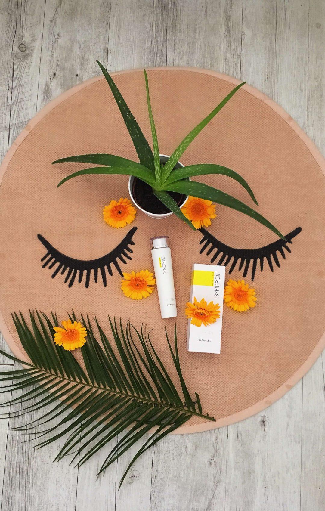 Aloe Vera Synergie Skin Gel